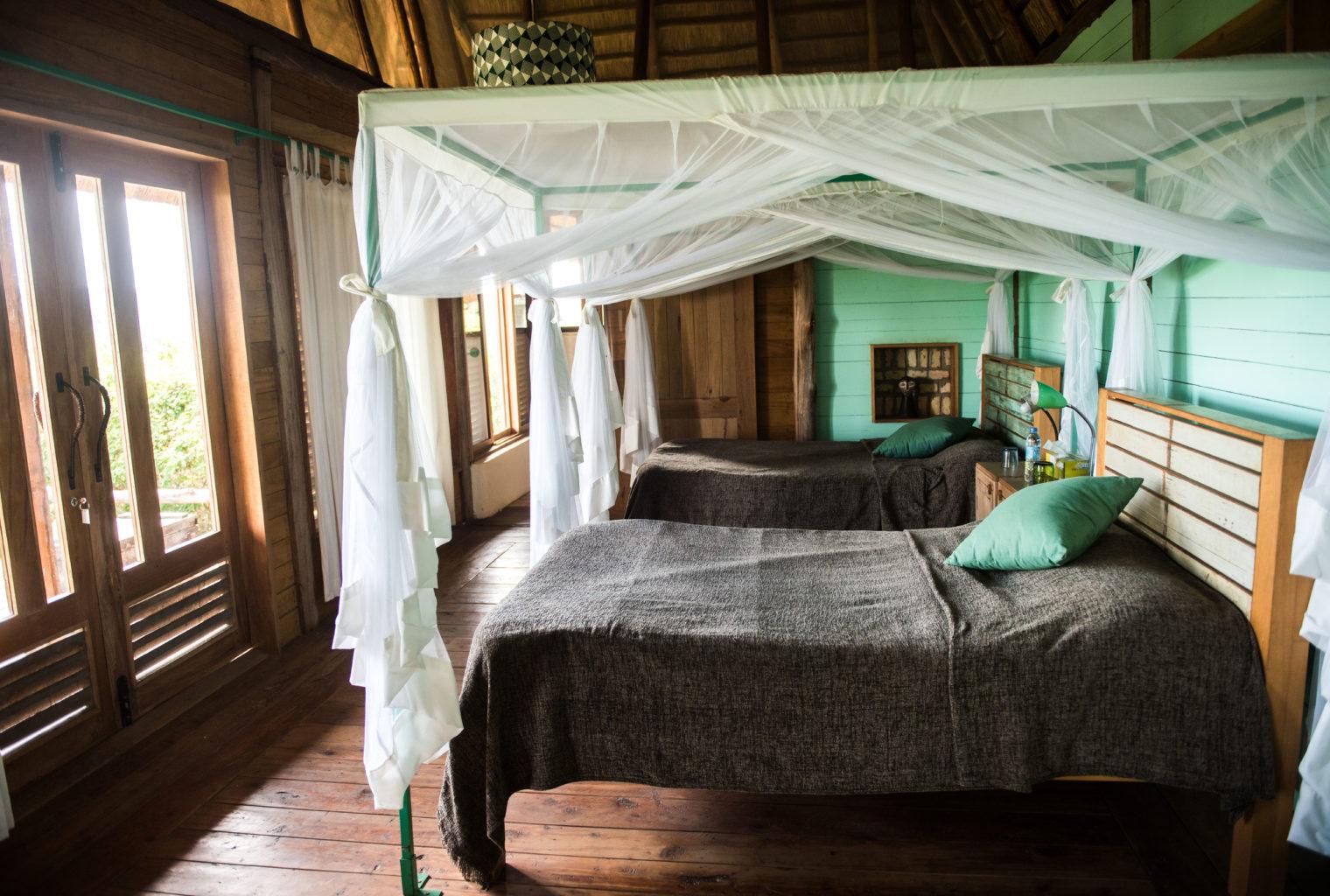 Kyambura Gorge Uganda Room
