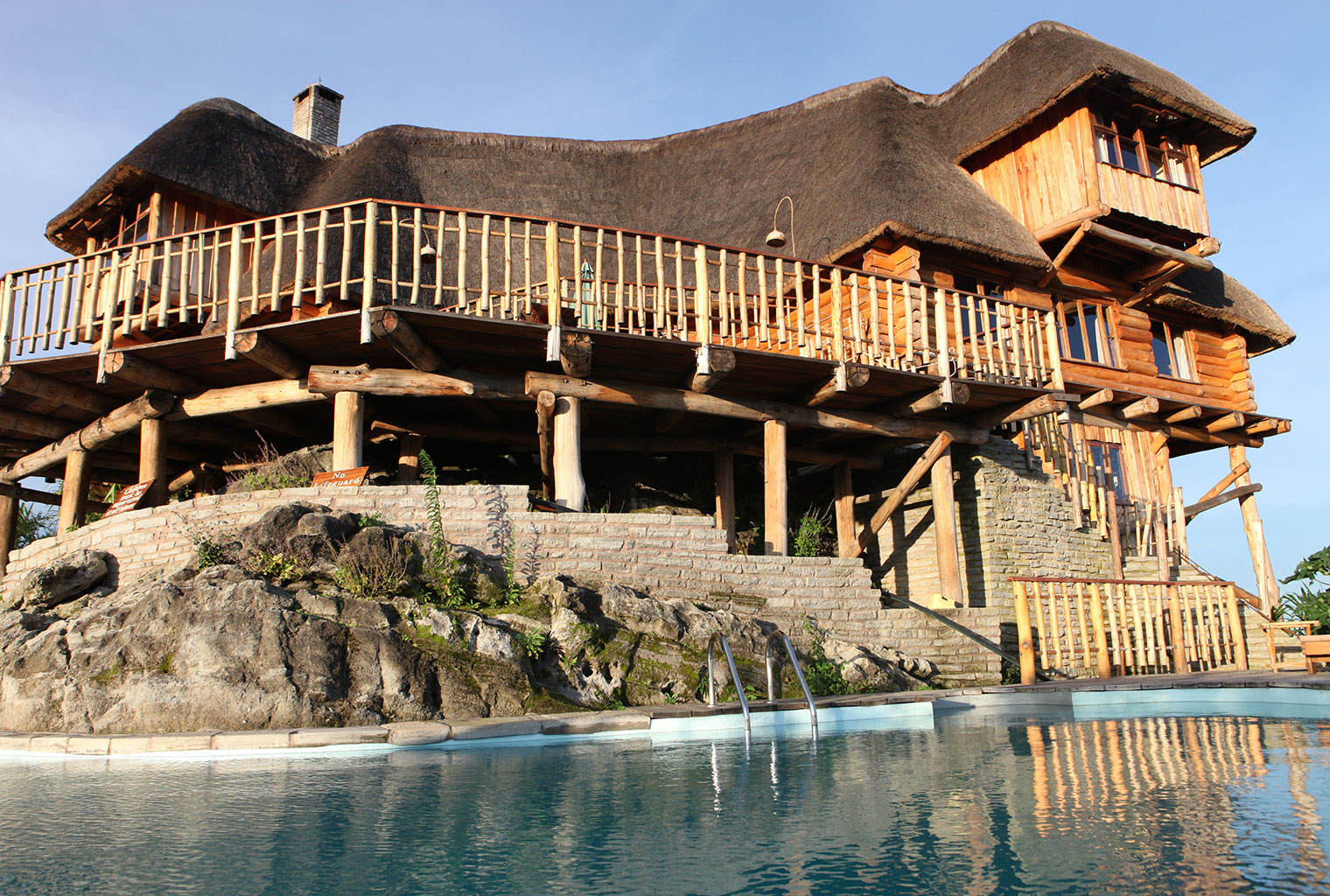 Kyaninga lodge journeys by design for Pool design manufaktur ug rottenburg