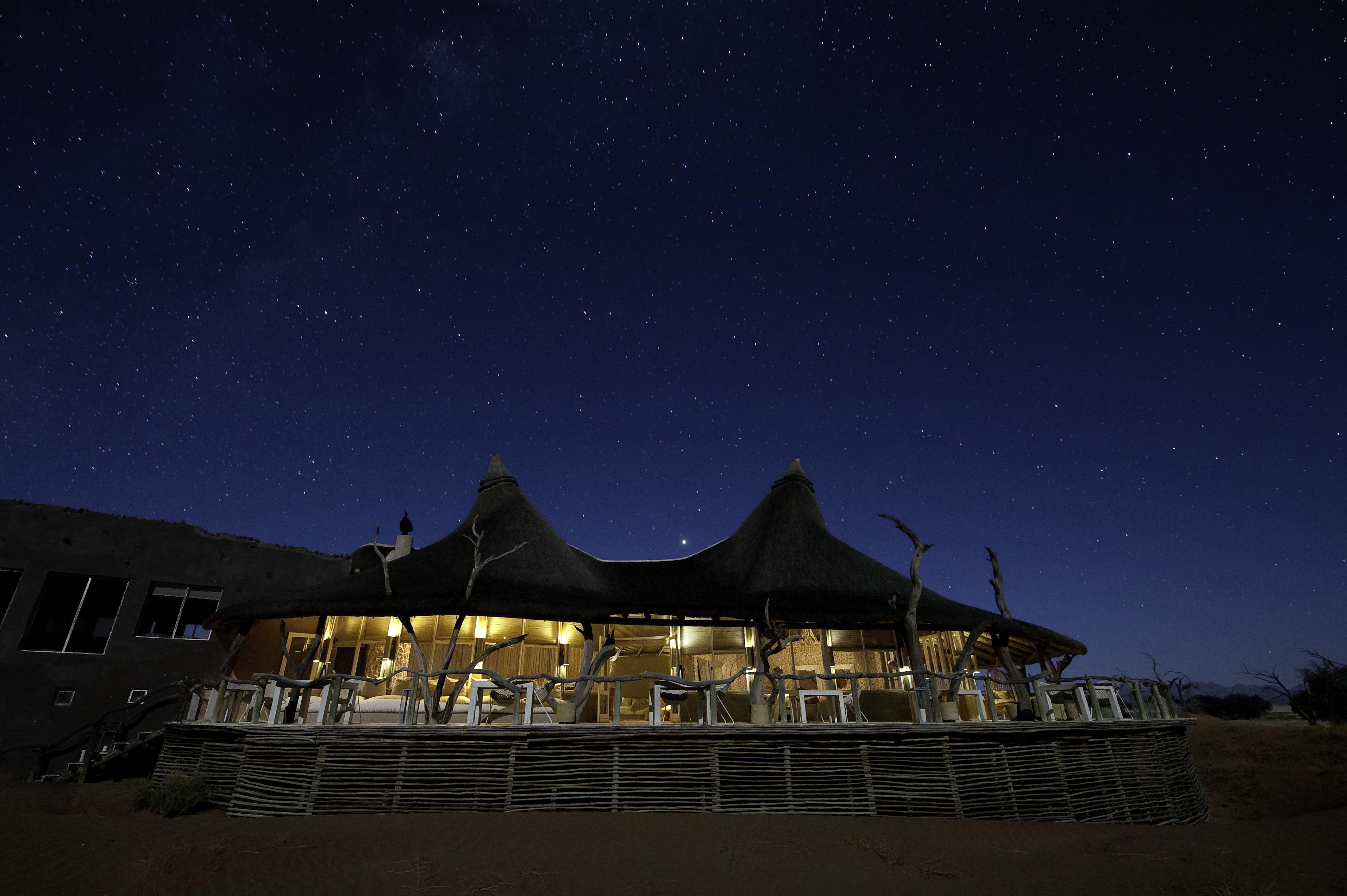 Little Kuala Lodge Namibia Exterior