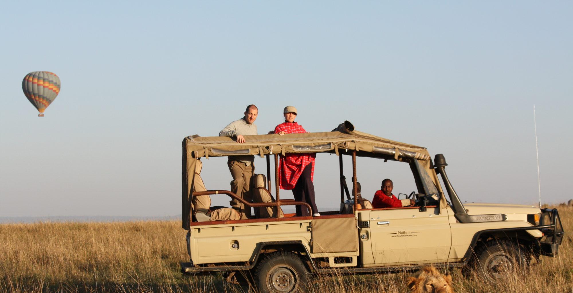 Naibor Kenya Landrover