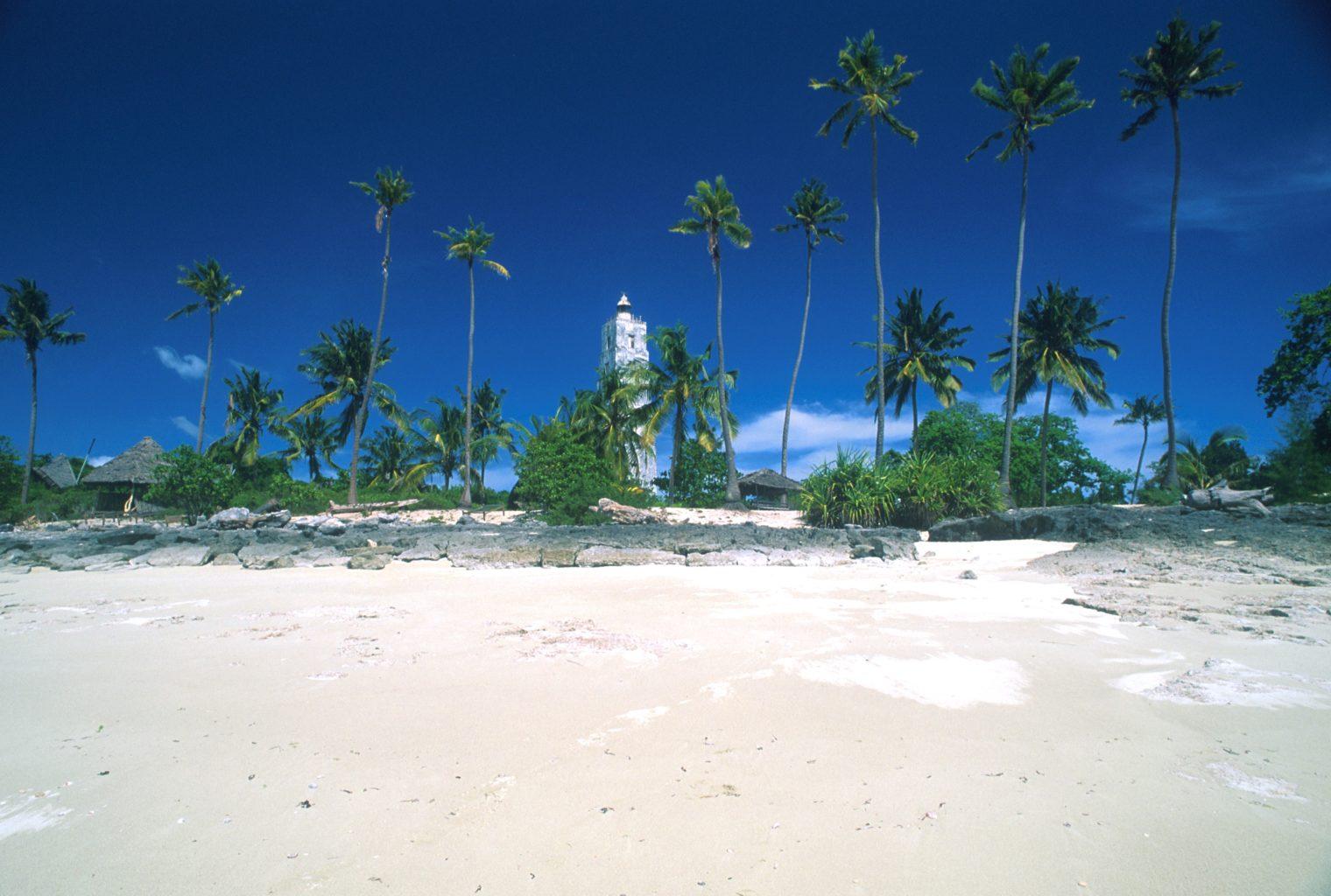 Chumbe Island Lodge Tanzania Living Lighthouse