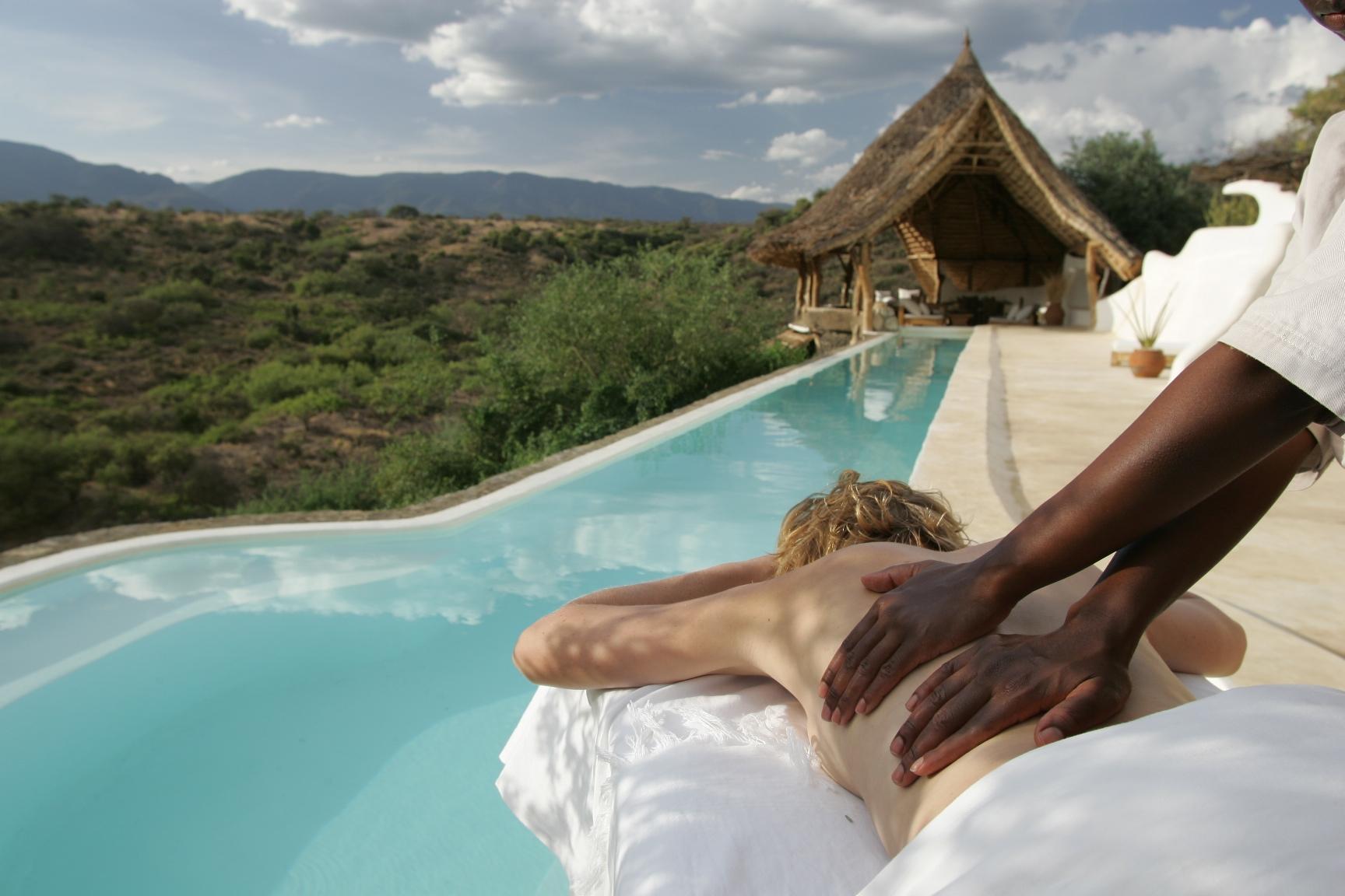 Little Shompole Kenya Massage
