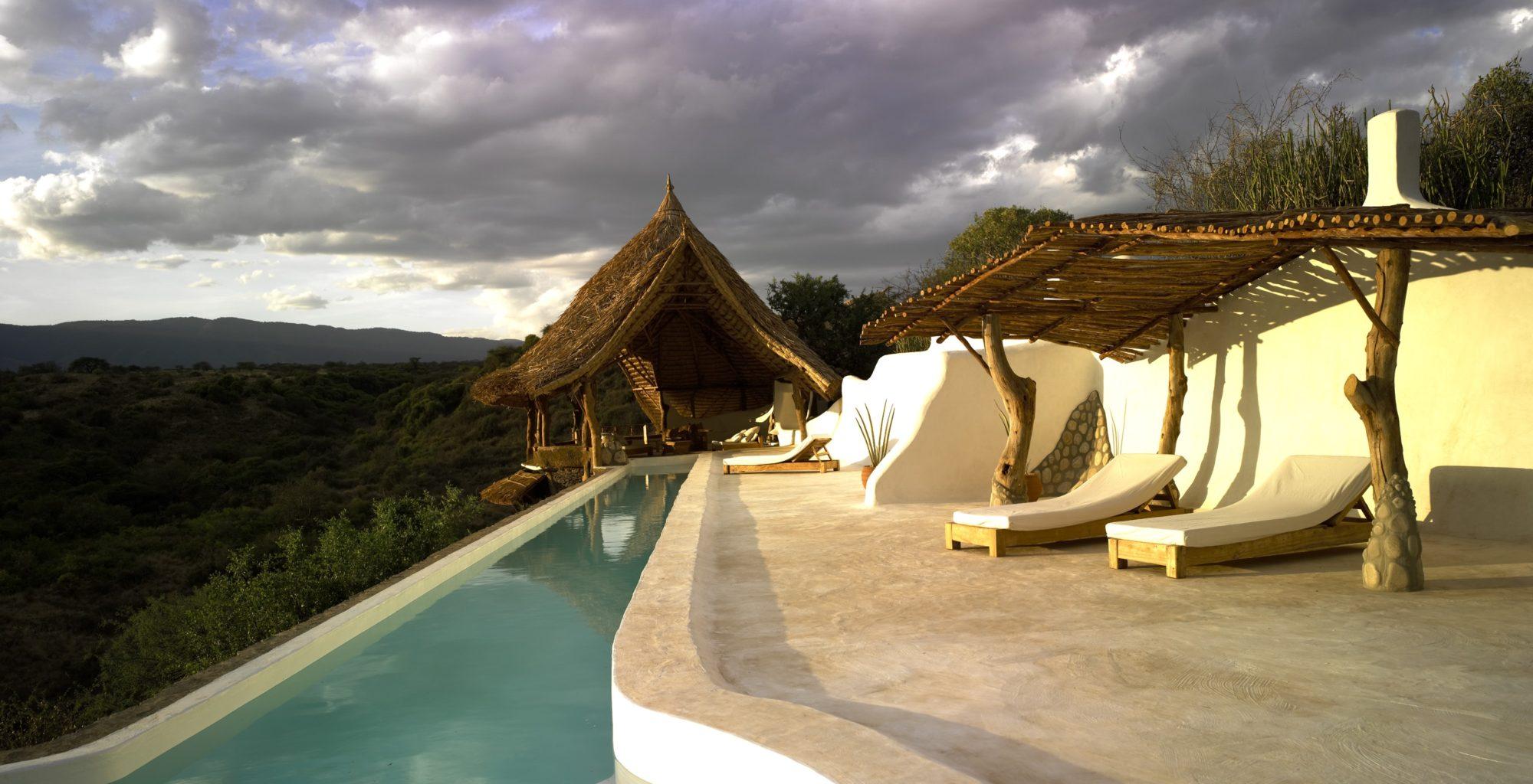 Little Shompole Kenya Pool
