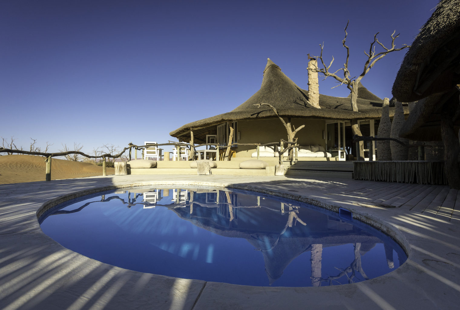 Little Kuala Lodge Namibia Pool