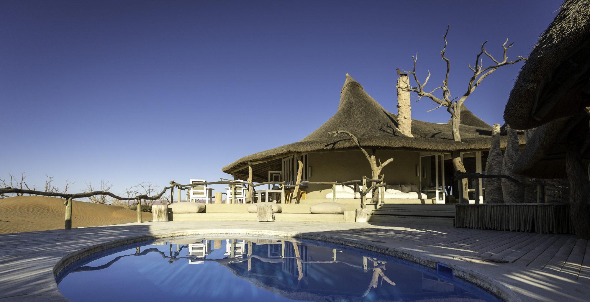 Little Kuala Lodge Namibia Pool