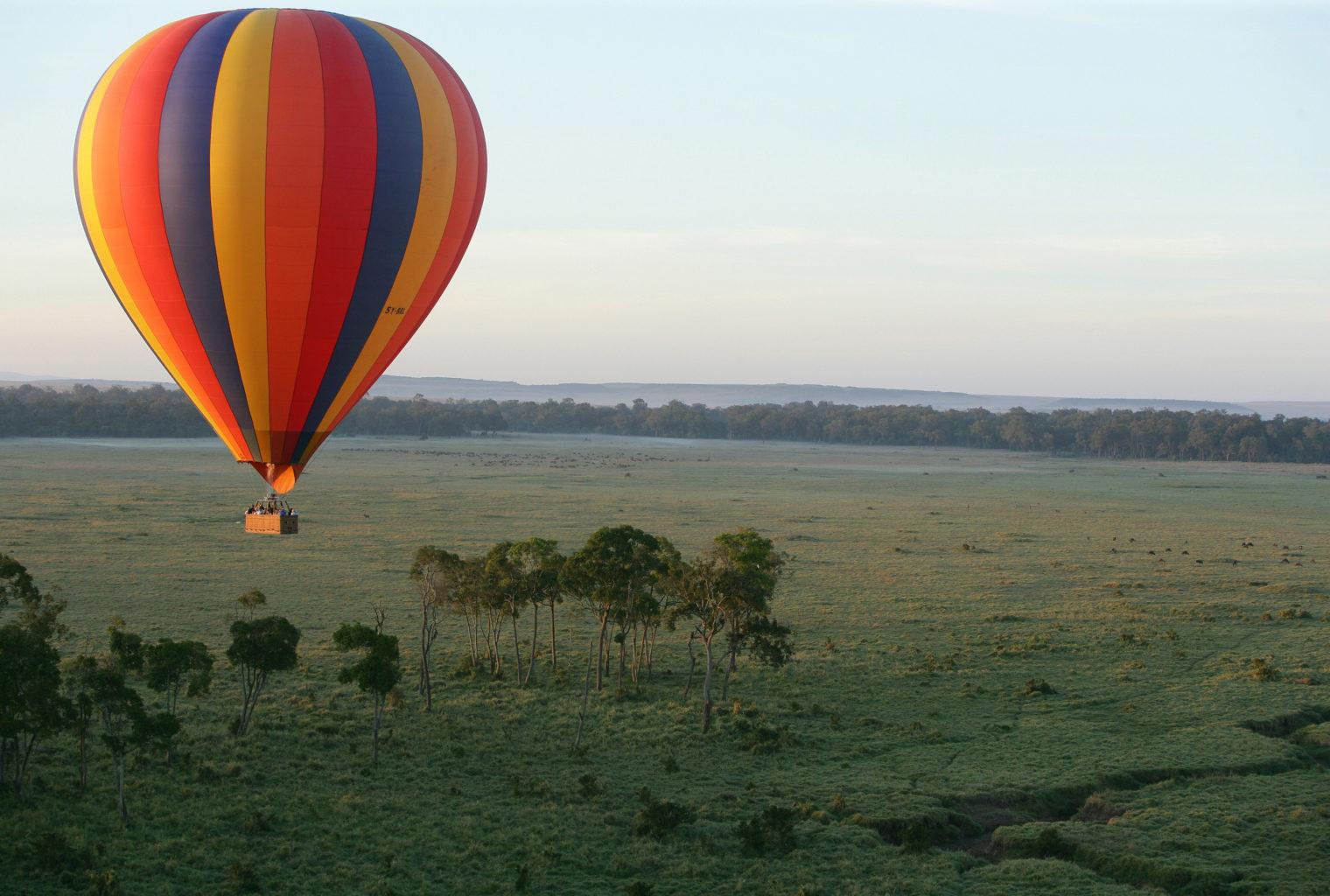 Little Governors Kenya Balloon