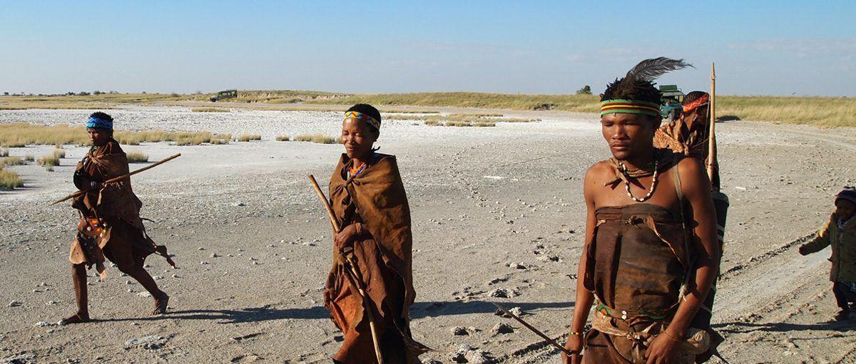 Maddy Bowers, San Bushmen, Jack's Camp, Botswana