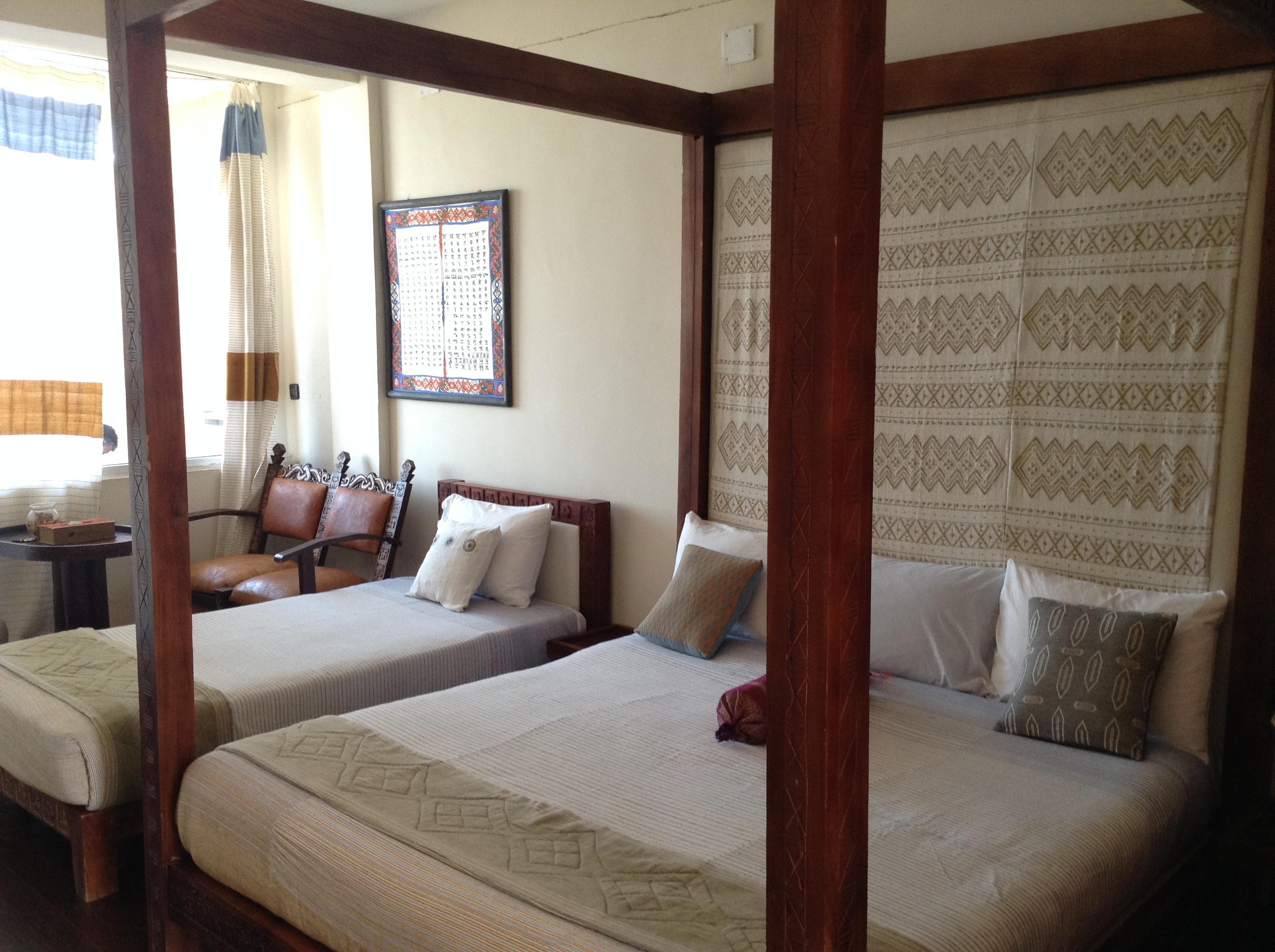 Maribela Ethiopia Bedroom