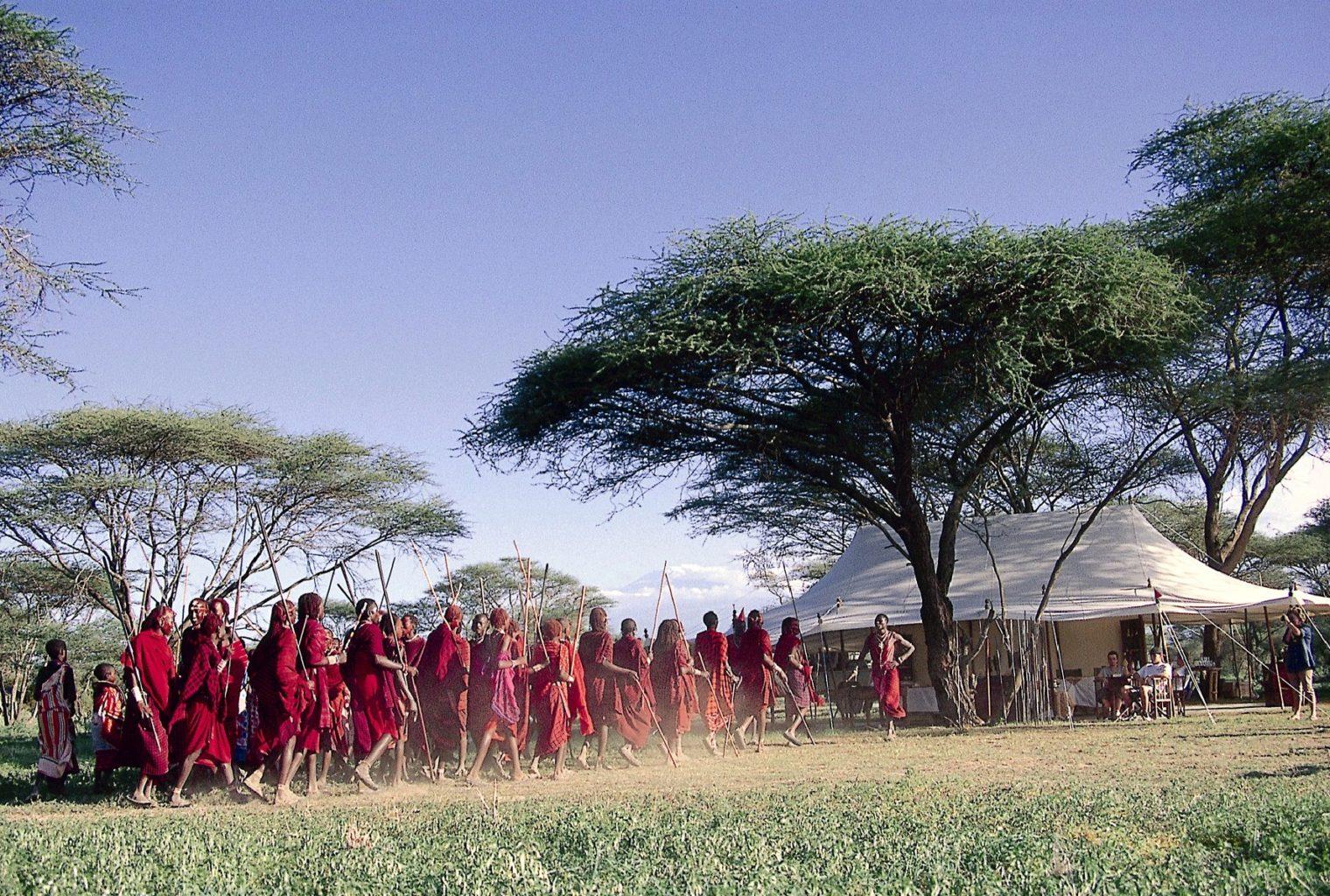 Serian Kenya Masai Wedding