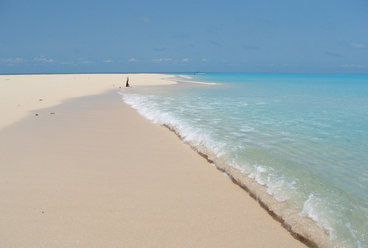 Medjumbe-Private-Island-Mozambique-Sandy-Beach