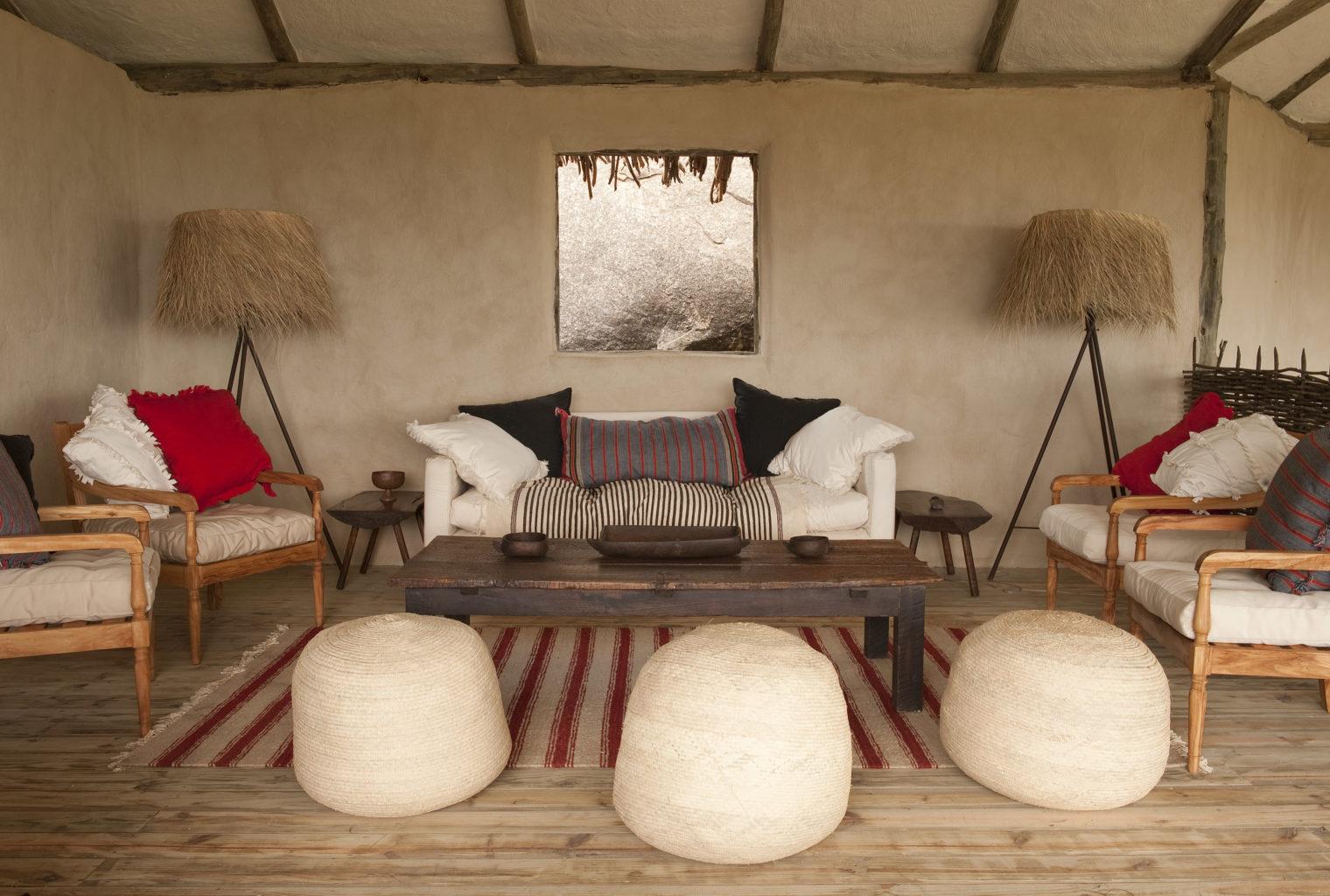 Lamai Serengeti Tanzania Seating