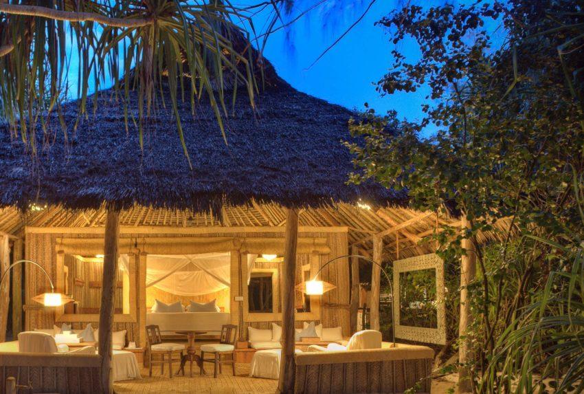 Mnemba Island Lodge Tanzania Exterior