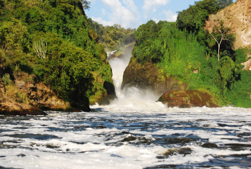 Murchison Falls Uganda Waterfall 2