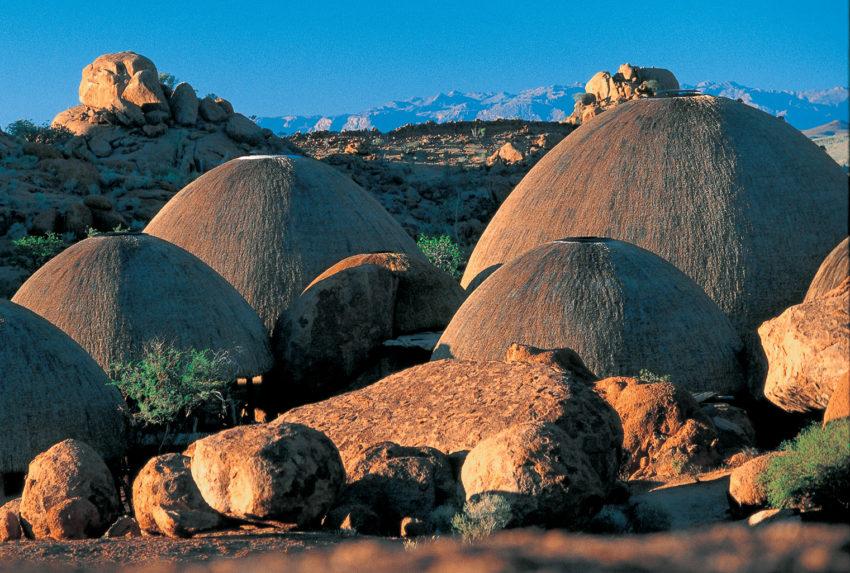 Mowani Mountain Camp, Namibia, Exterior Tents