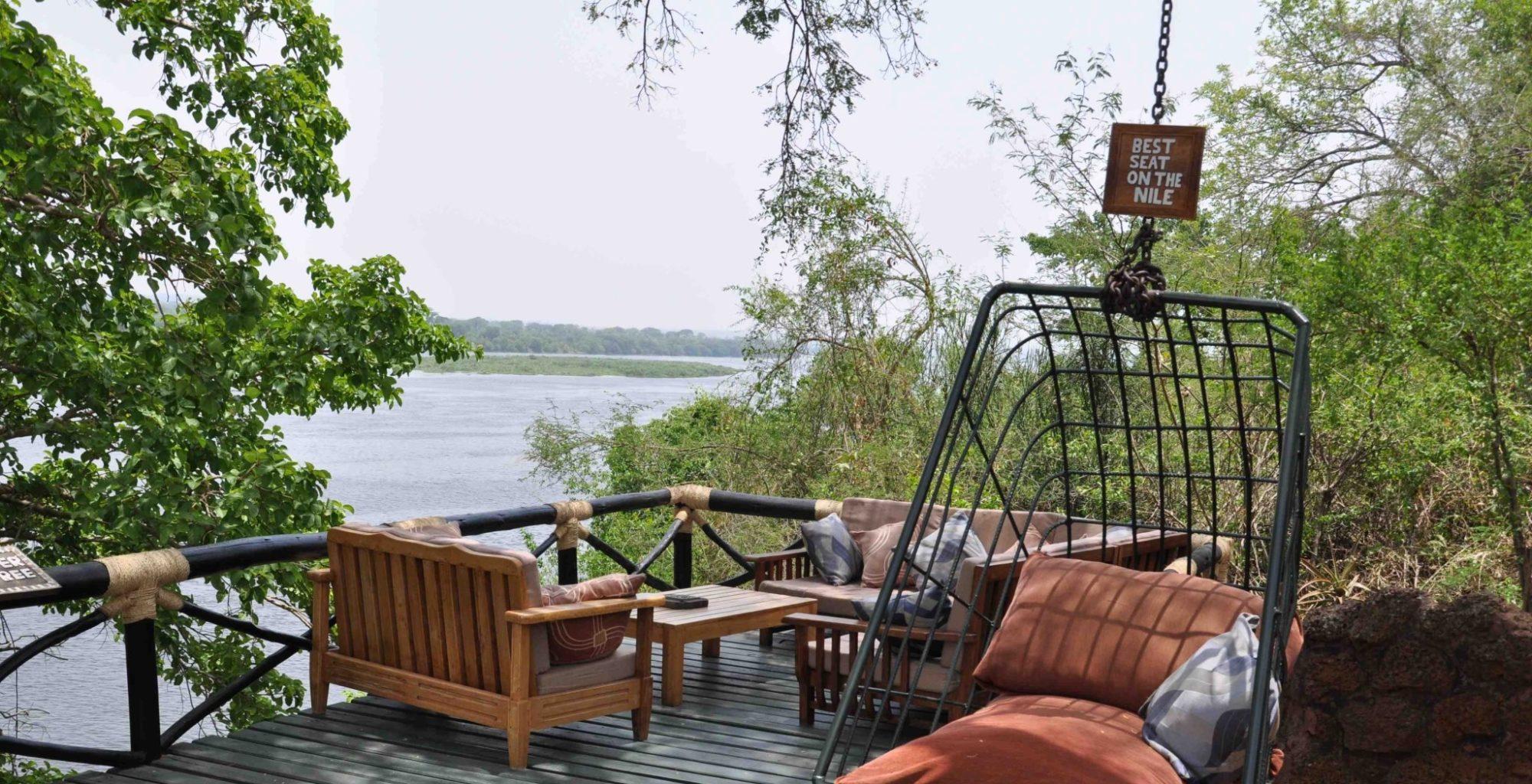Nile Safari Lodge Best Seat on the Nile