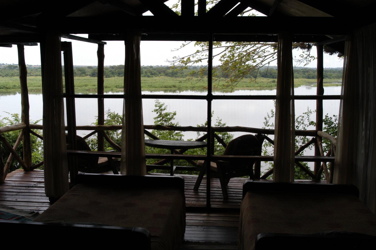 Nile Safari Lodge Inside Room