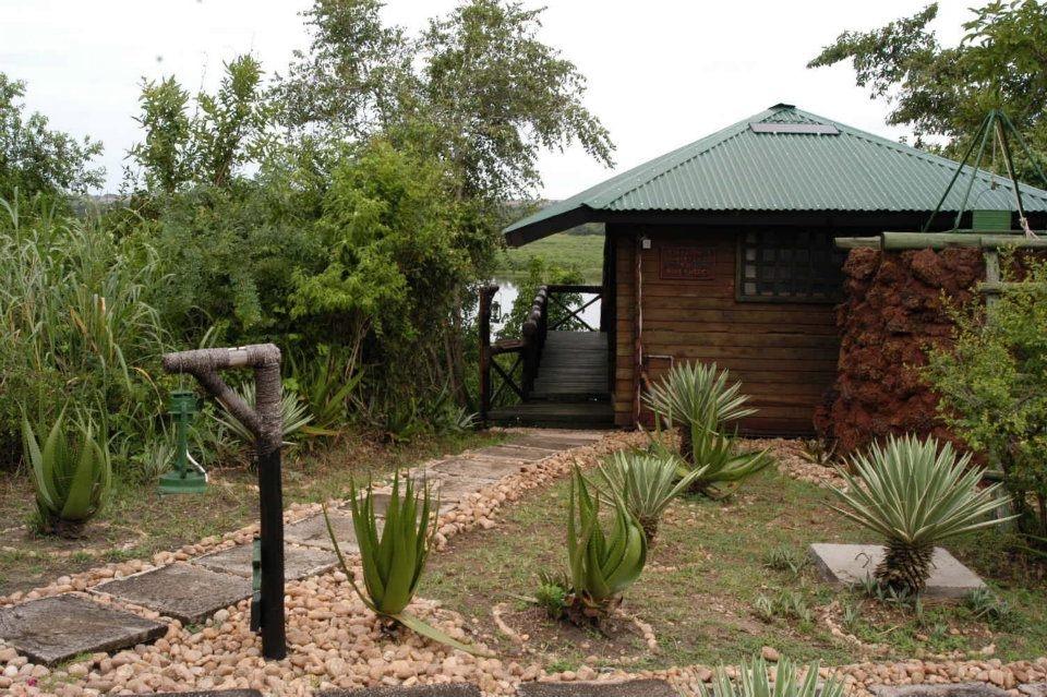 Nile Safari Lodge Room Exterior