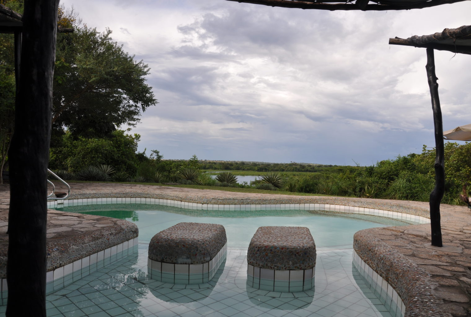 Nile geo safari lodge journeys by design for Pool design manufaktur ug rottenburg