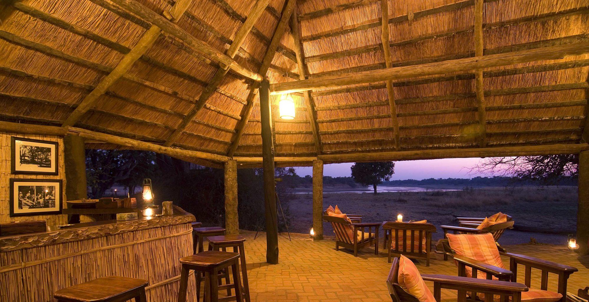 NsefuCamp-Zambia Lounge