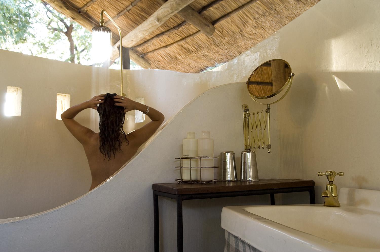 NsefuCamp-Zambia Bathroom