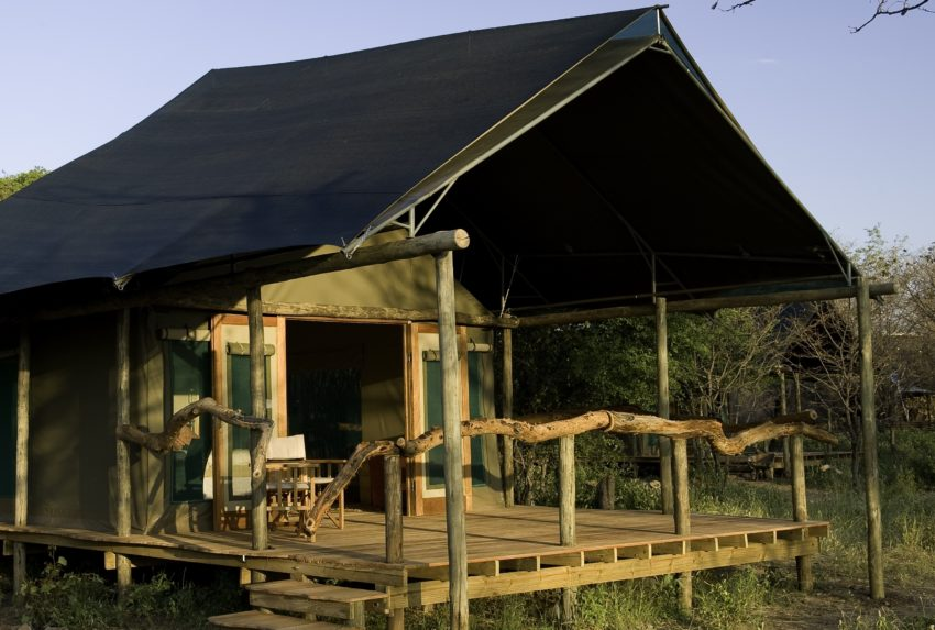 Ongava Tented Camp Namibia Exterior