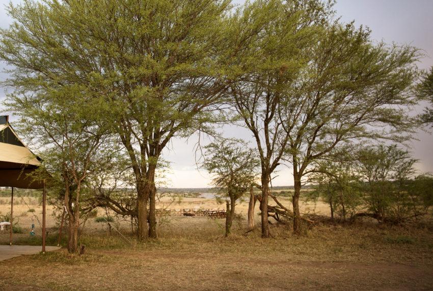 Tanzania-Olakira-Camp-Exterior