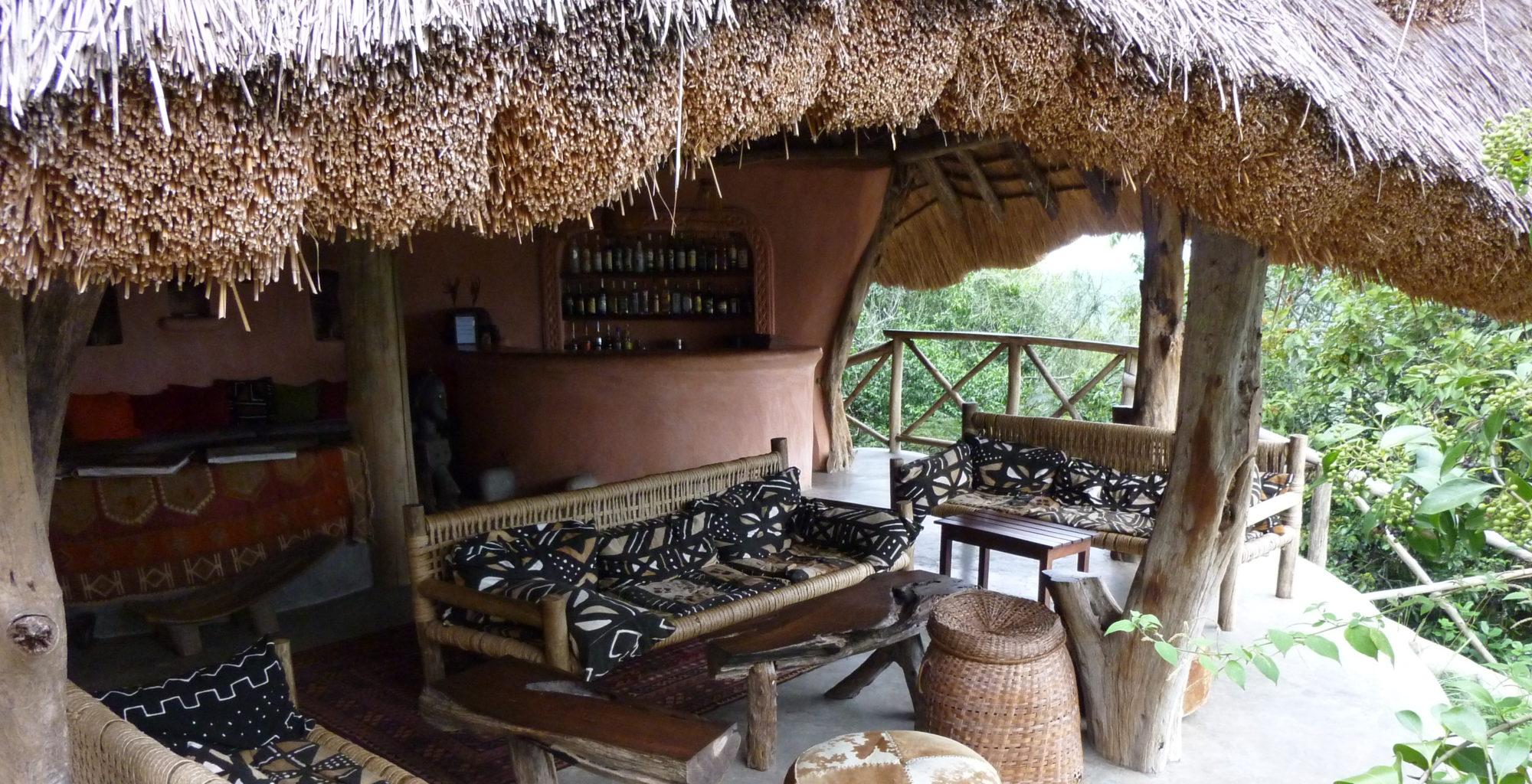 ihingo Lodge Uganda Seating