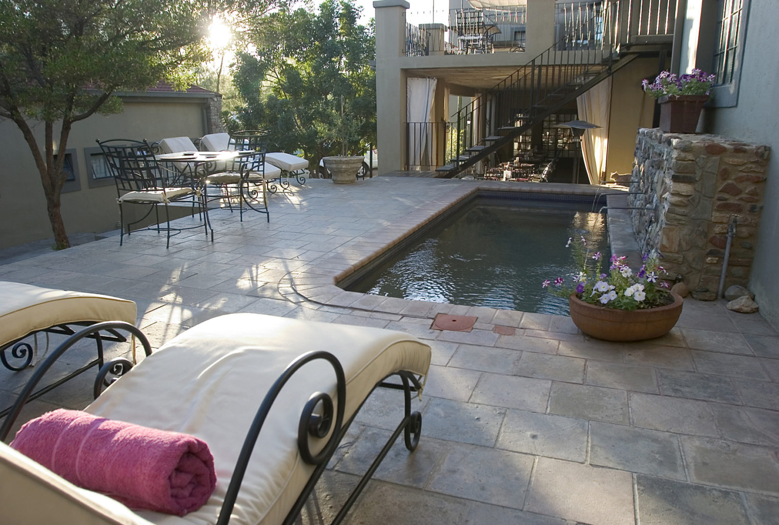Olive Grove Guest House Namibia Pool