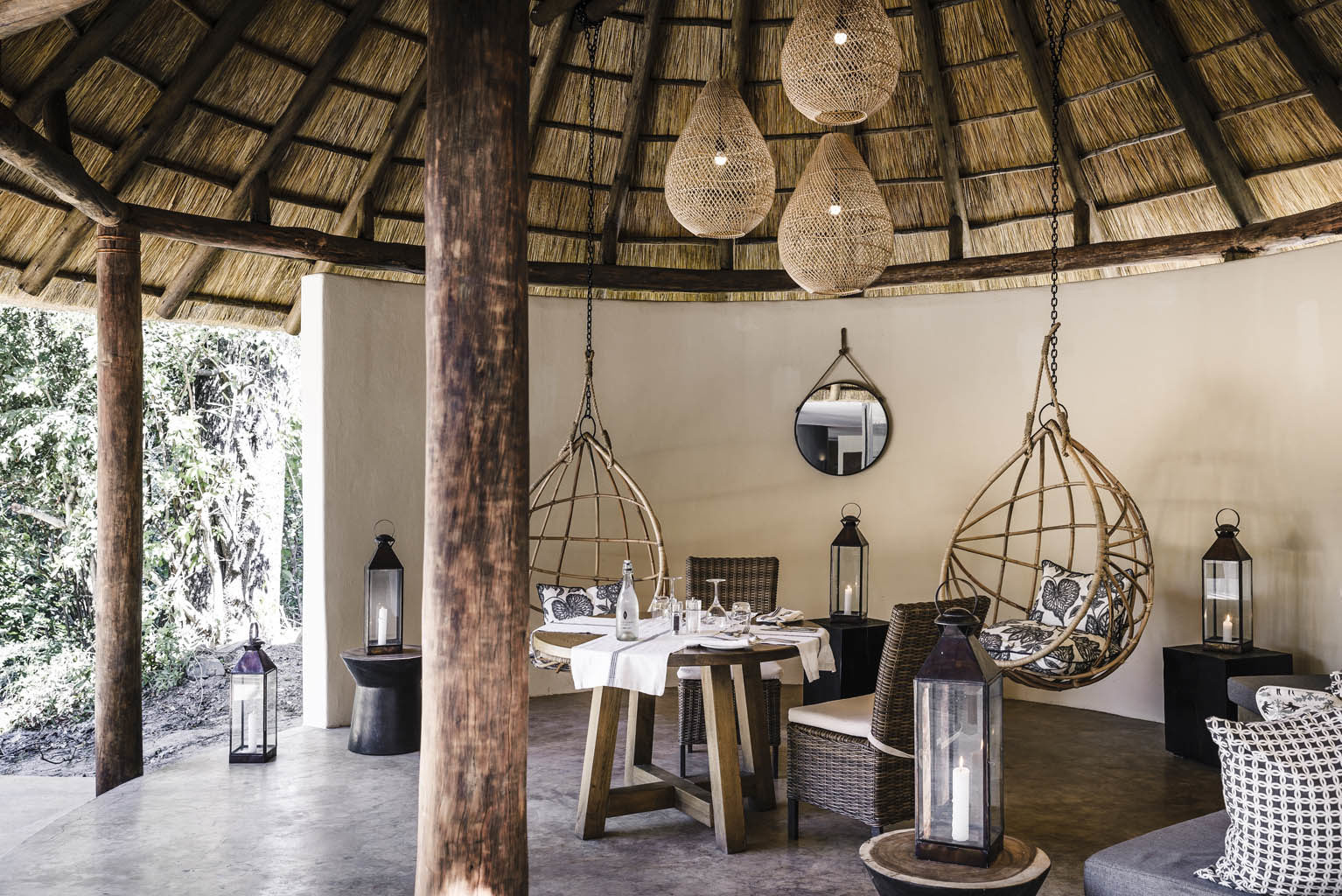 Africa, Zambia, Sanctuary Sussi & Shuma