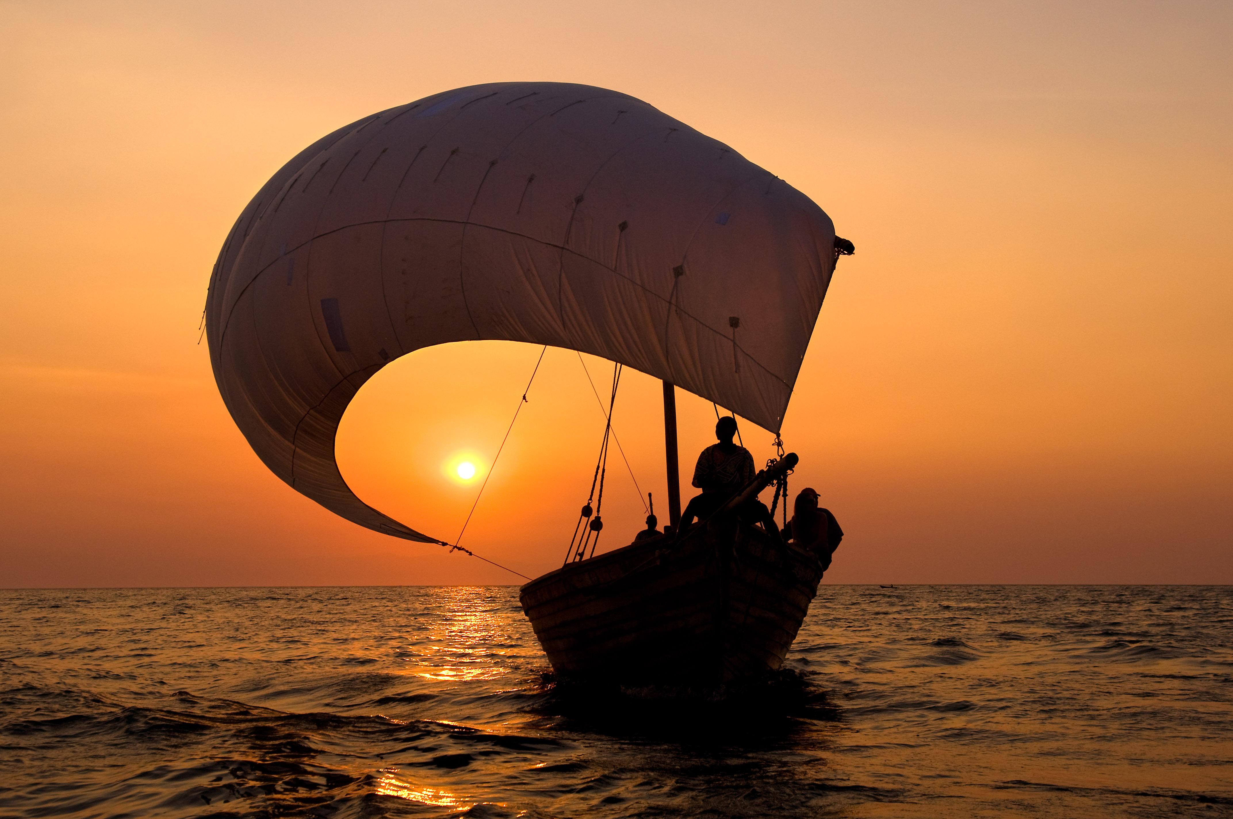 Pumuloani Malawi Sunset Sail
