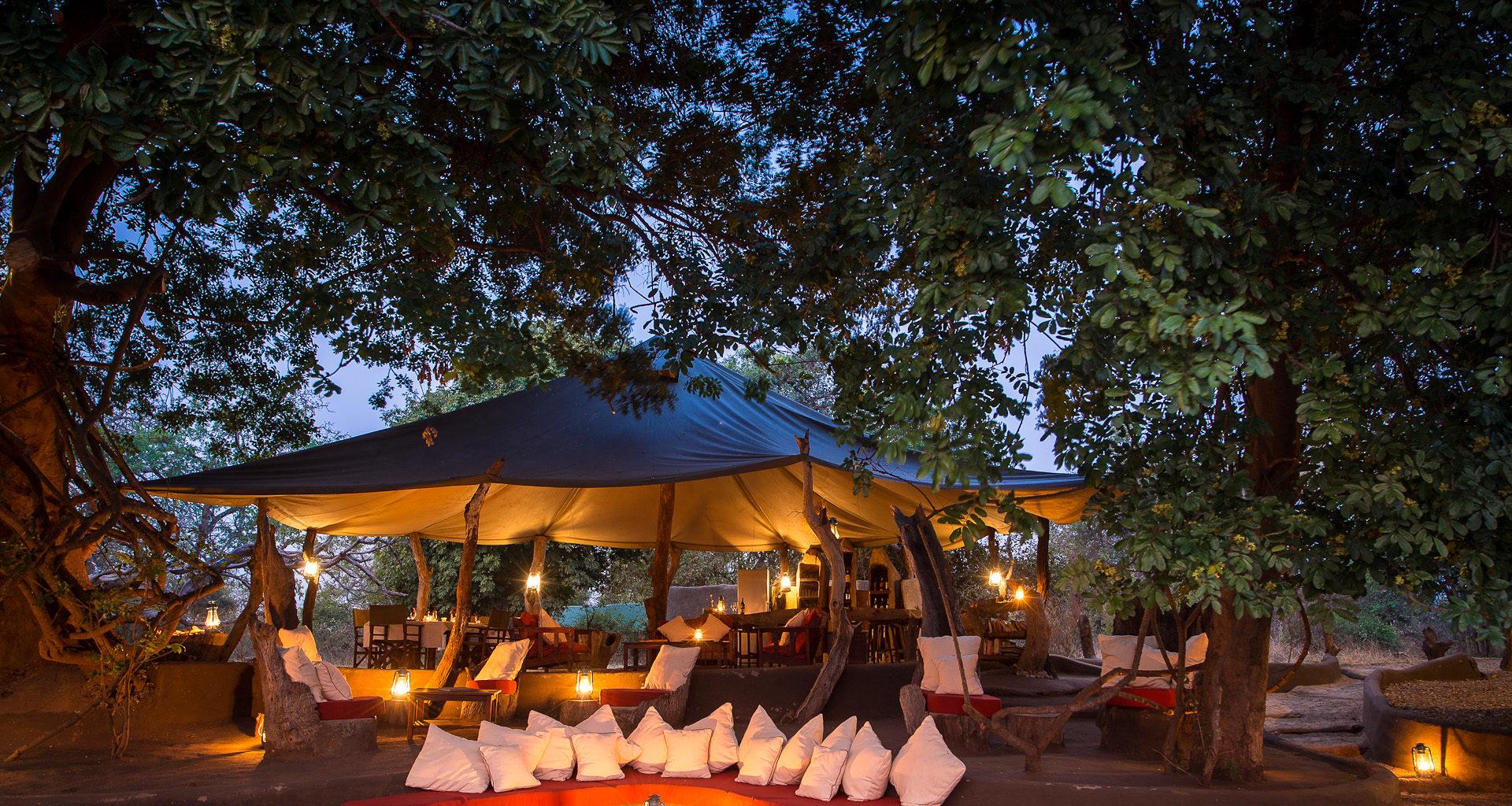 Tena-Tena-Safari-Camp-Zambia-Outside
