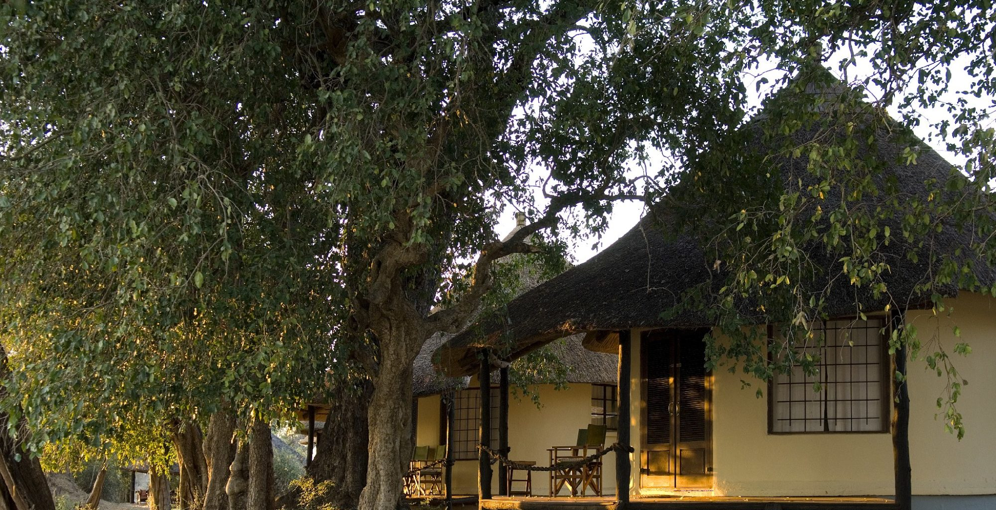 NsefuCamp-Zambia exterior