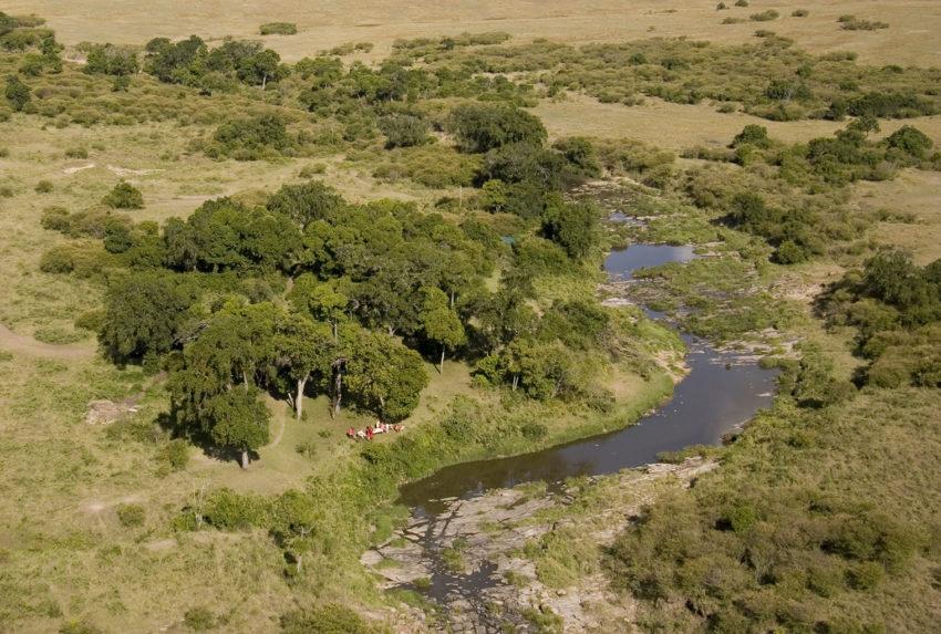 Rekero-Kenya-Aerial