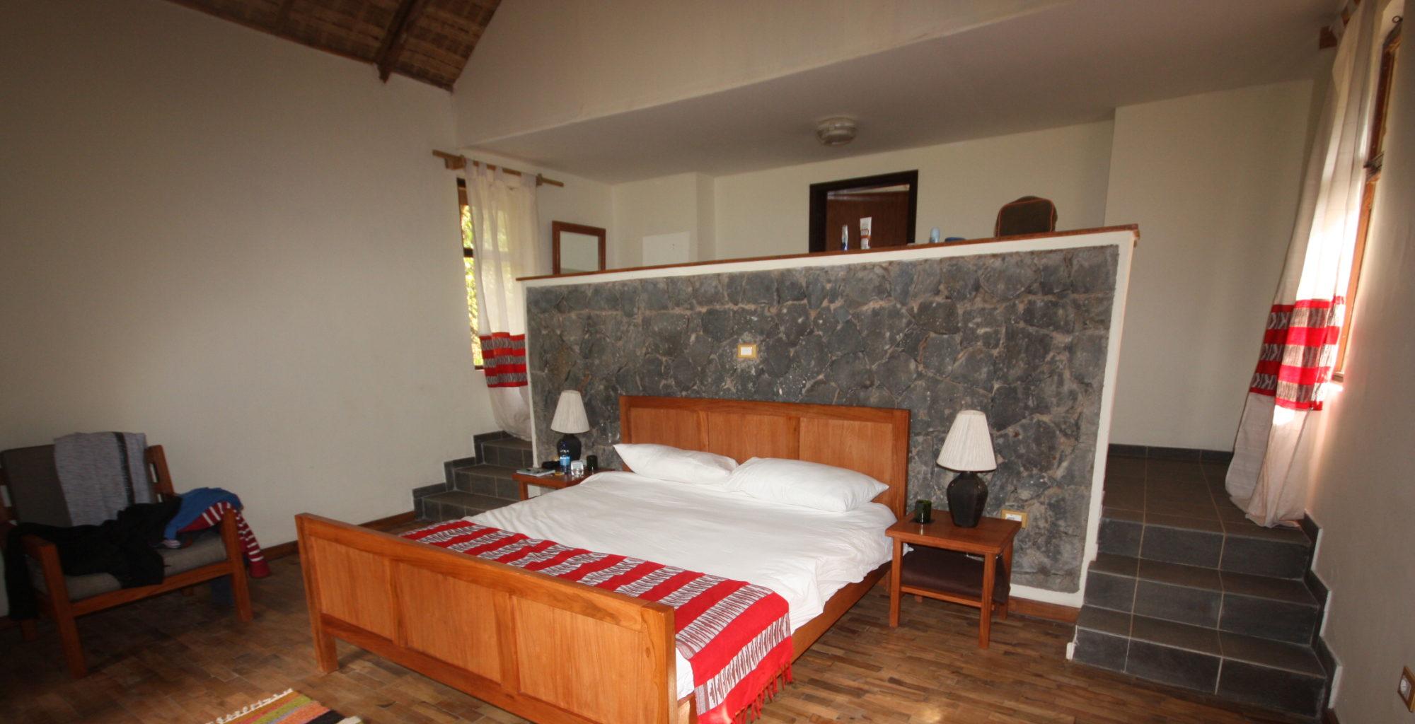 Bale Mountain Lodge Ethiopia Bedroom