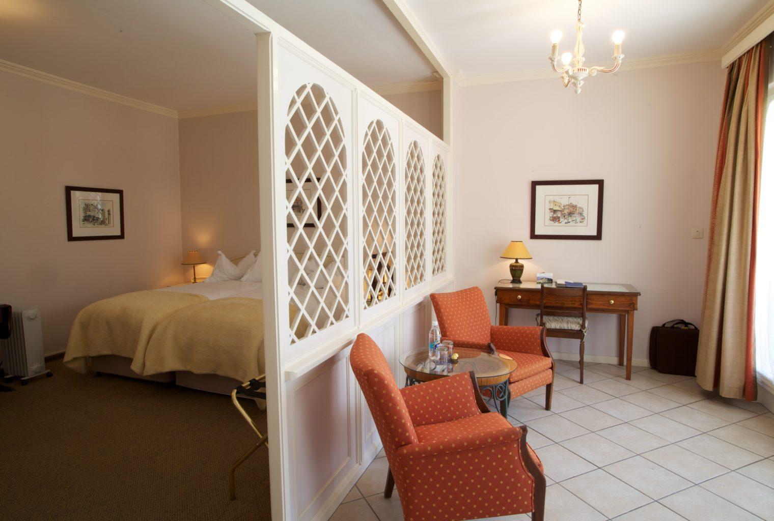 Hansa Hotel Namibia Room