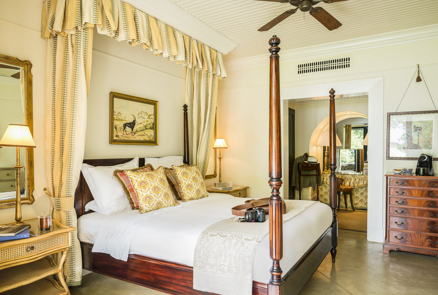 Royal Livingstone, Zambia, Presidential Suite