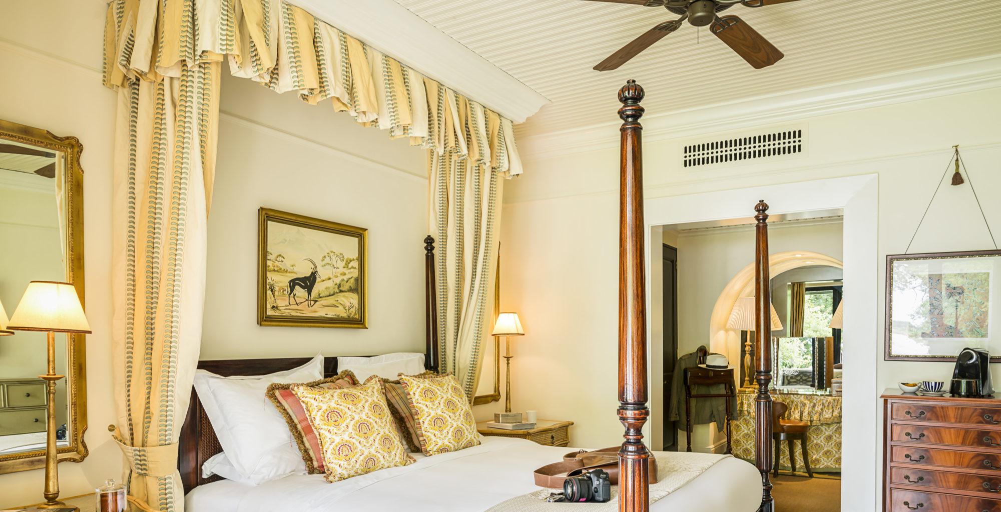 Royal Livingstone, Zambia, Presidential Suite
