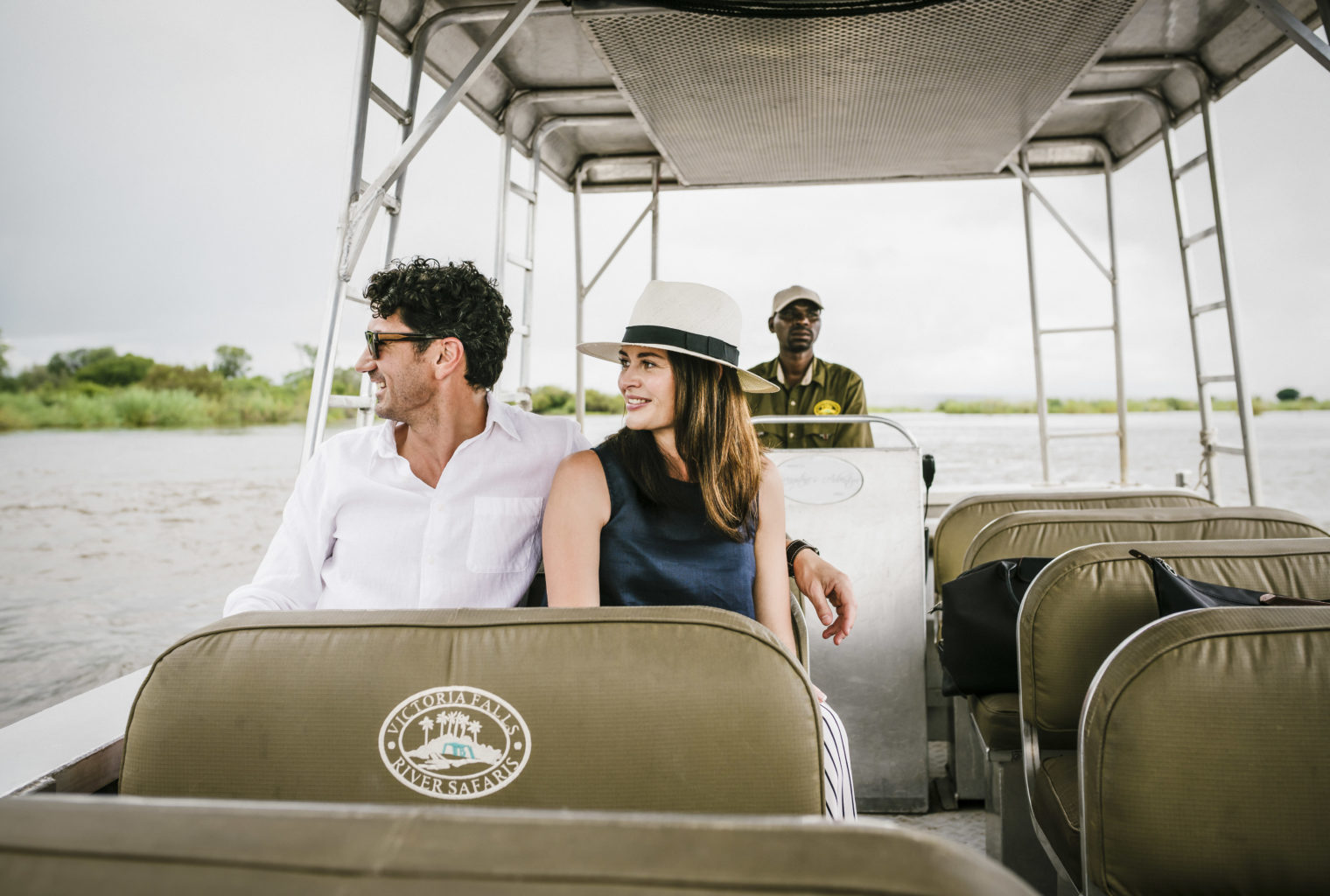 Royal Livingstone, Zambia, Water Taxi
