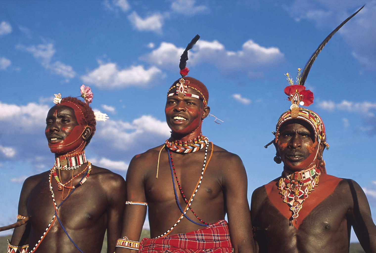 Sabuk Kenya People