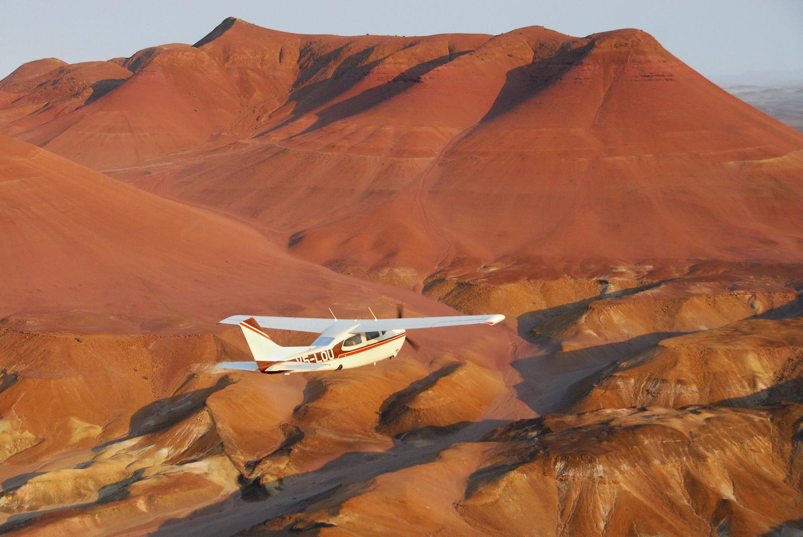 Kuidas Camp Namibia Flight