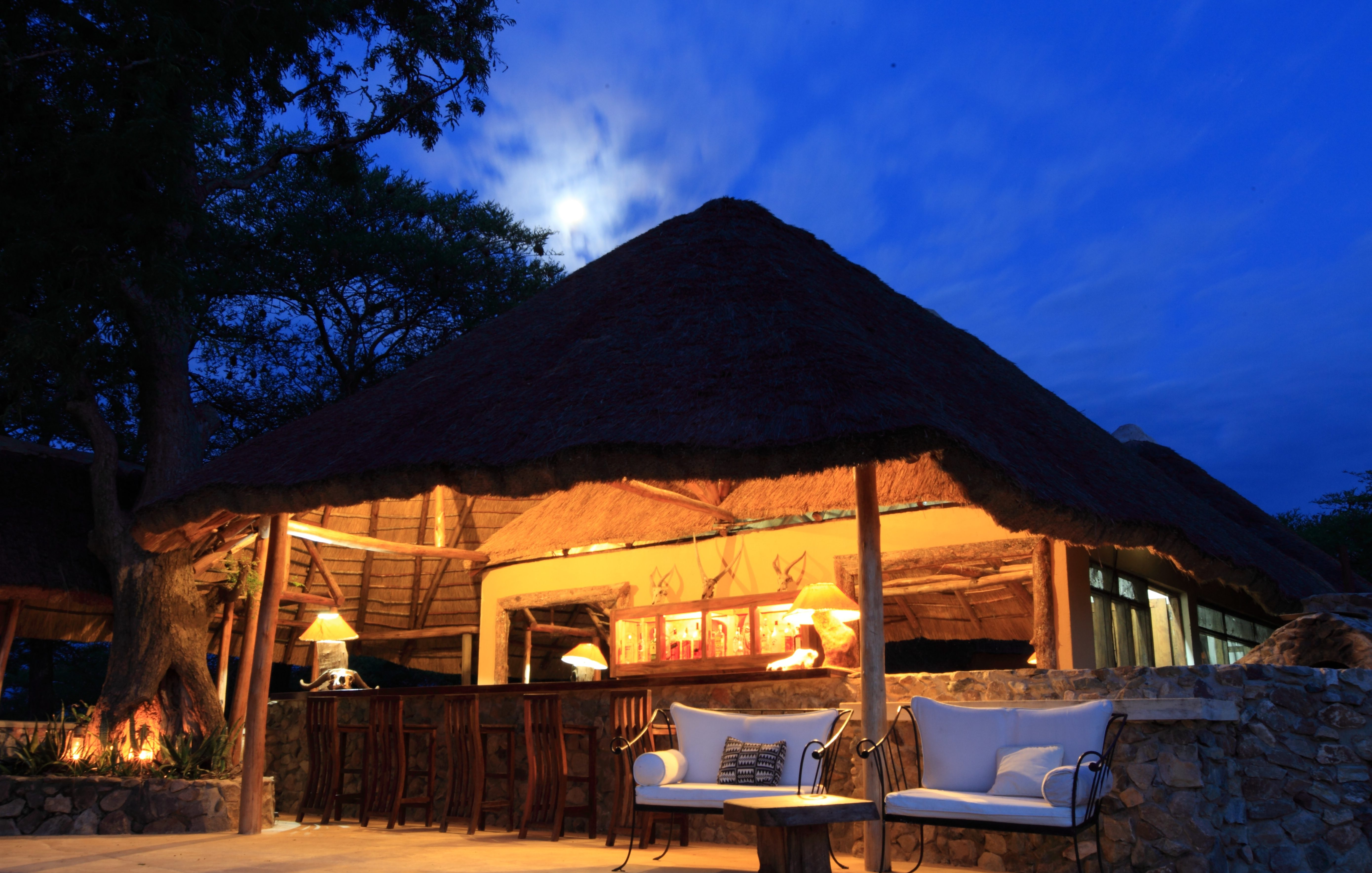Semliki Safari Lodge Uganda Bar