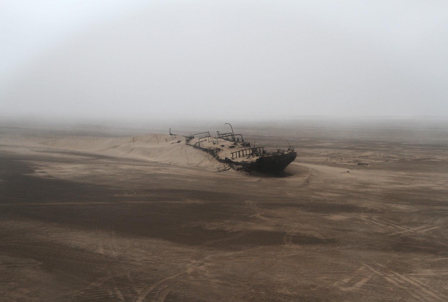 Namibia-Skeleton-Coast-Safari-Shipwreck