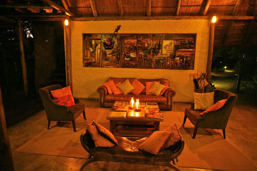 Susuwe Island Namibia Lounge