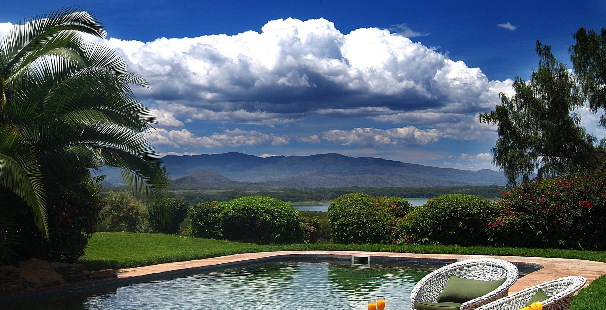 Kiangazi House Kenya Pool