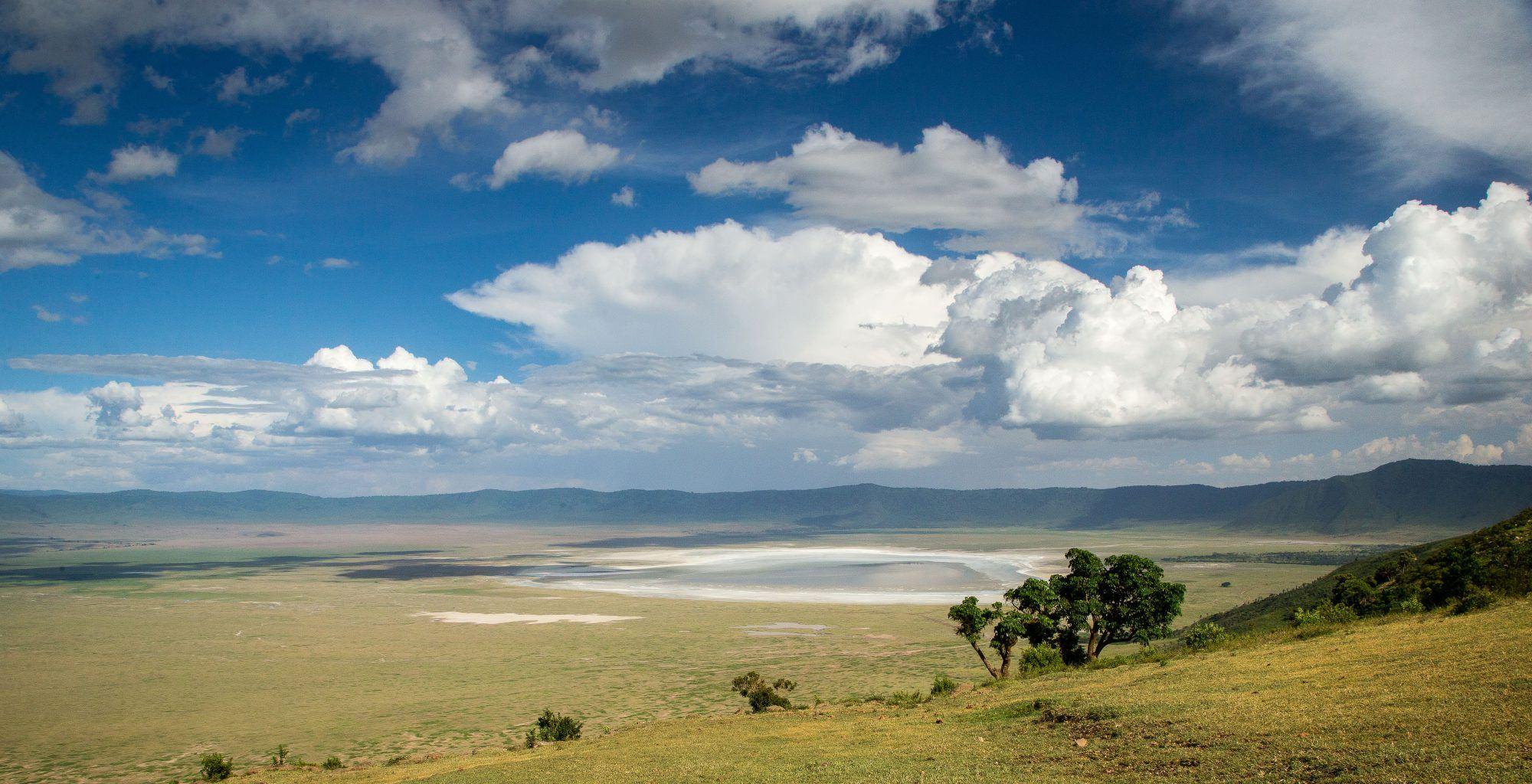 Tanzania-Ngorongoro-Crater-Landscape