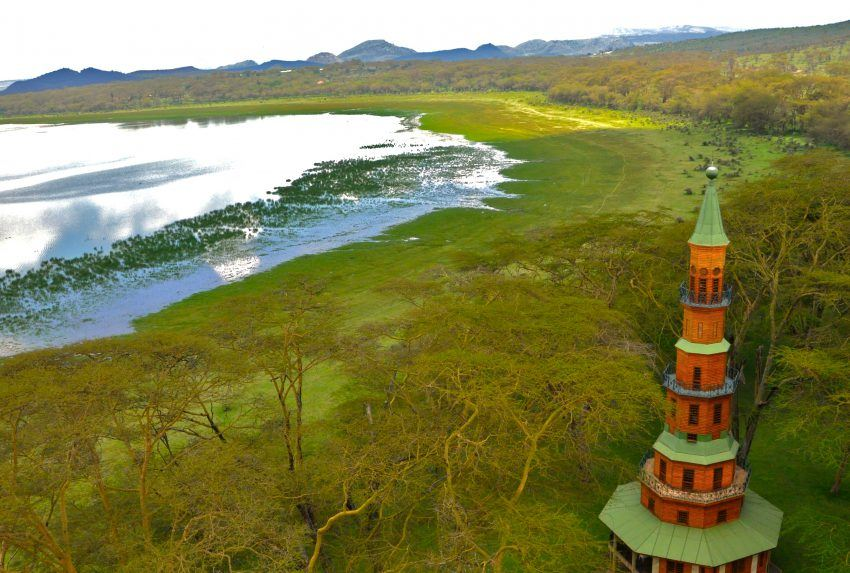 Kenya-Hippo-Point-Tower-Aerial