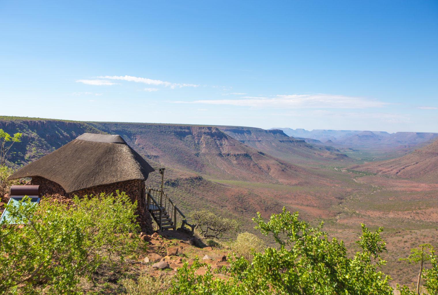 Grootberg Lodge Namibia Exterior View