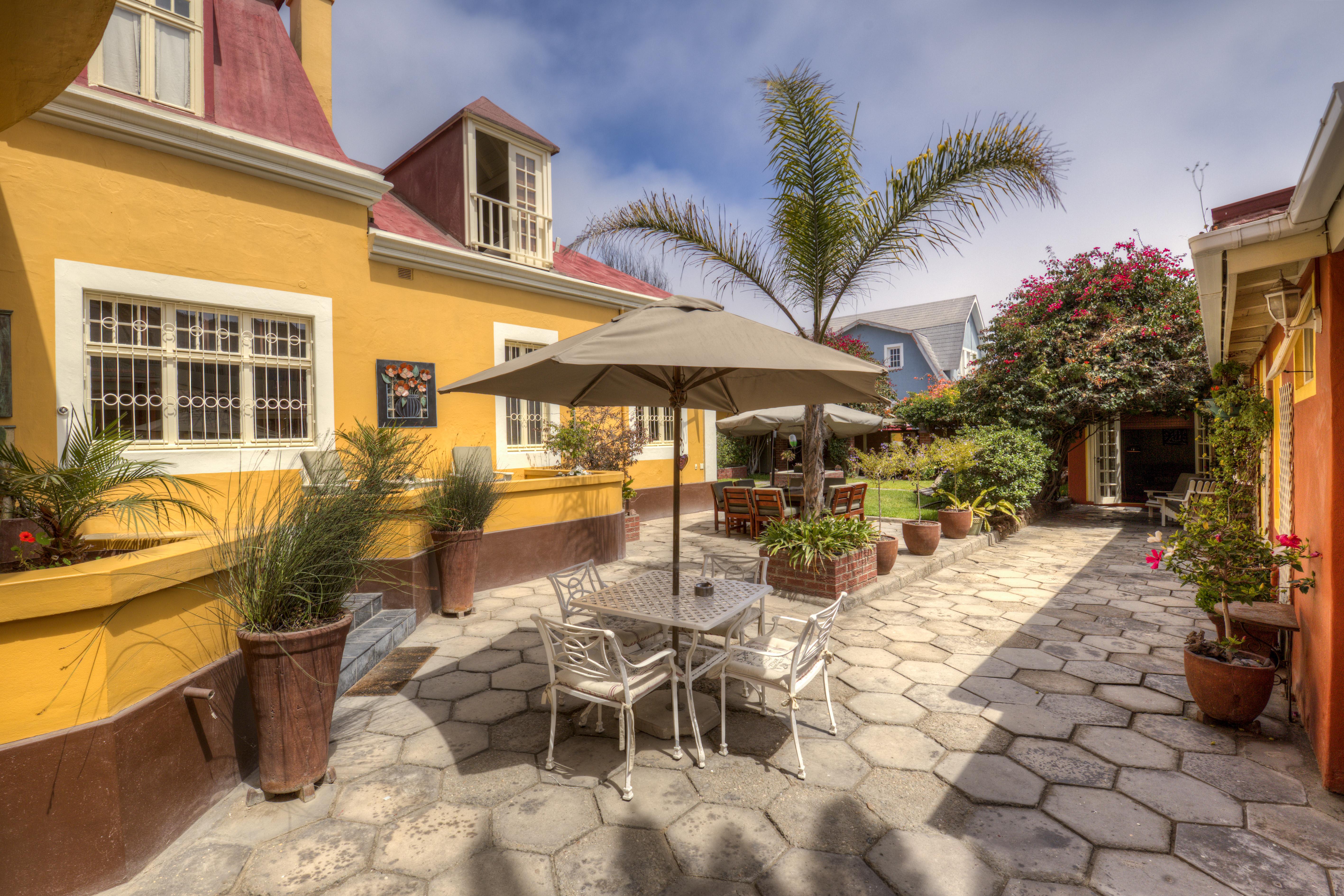 Villa Margherita Namibia Garden