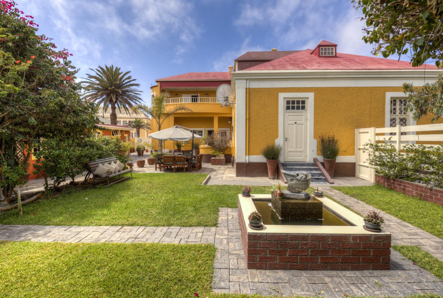 Villa Margherita Namibia Exterior