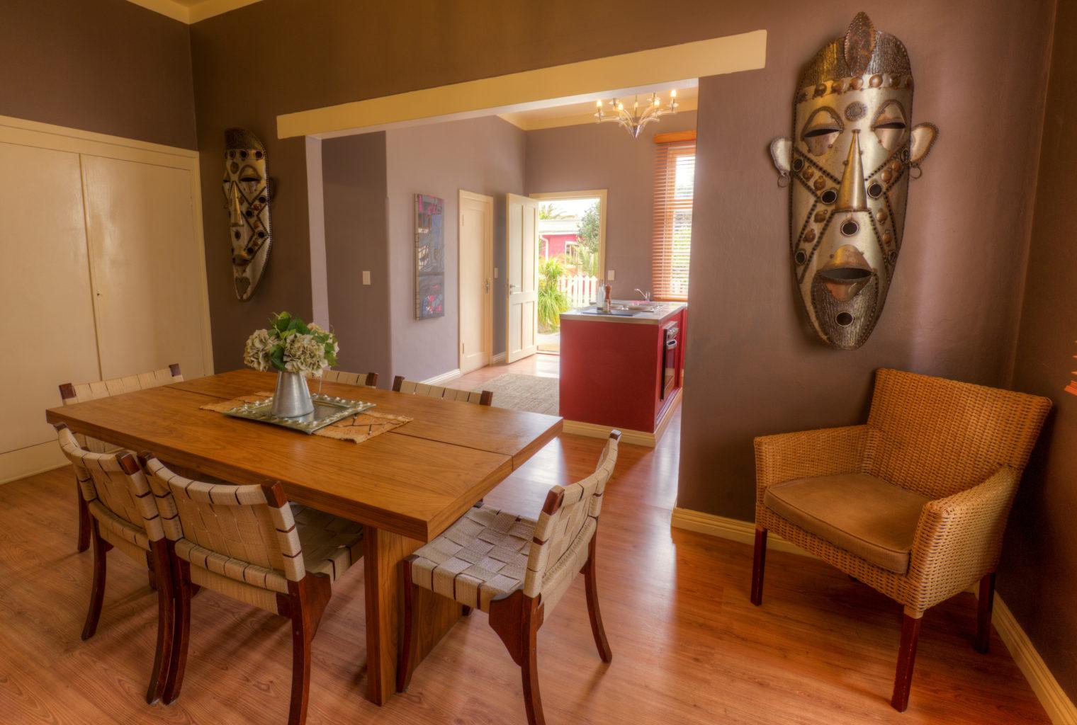 Villa Margherita Namibia Lounge